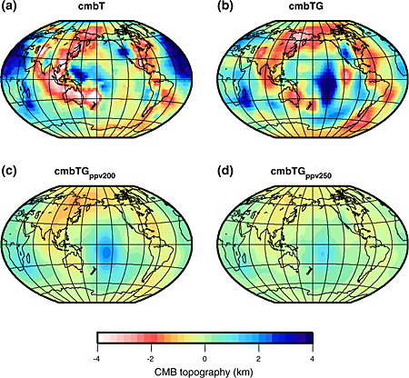 Constraints on core mantle boundary topography from normal mode deuss ggge20115 fig 0001g other sciox Gallery